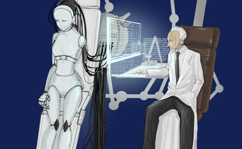 電脳外科医画像